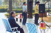 12/27、28路竹蕃茄文化節表演:路竹鄉鄉長蒞臨觀賞演出