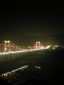 2008 11 23 大溪橋+峨嵋大彿+長壽村糯米橋:大溪橋夜景3.JPG