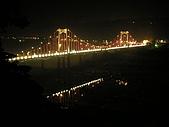 2008 11 23 大溪橋+峨嵋大彿+長壽村糯米橋:大溪橋夜景2.JPG