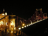 2008 11 23 大溪橋+峨嵋大彿+長壽村糯米橋:大溪橋夜景5.JPG