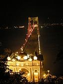 2008 11 23 大溪橋+峨嵋大彿+長壽村糯米橋:大溪橋夜景4.JPG