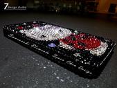 Apple_iphone__貼鑽設計:7-Design 工作室_Swarovski 元素_手機貼鑽_iphone 4s 保護殼_瓢蟲 Kitty_水晶 水鑽 貼鑽設計-4.jpg