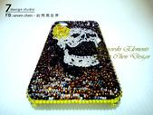 Apple_iphone__貼鑽設計:7 Design 工作室_Swarovski 元素_手機貼鑽_iphone 4s 保護殼 Yellow Rose_skull_水晶 水鑽 貼鑽設計-7.jpg