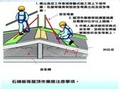 105年屋頂作業危害辨識及自主管理制度建立宣導會講義照片檔:105年屋頂作業危害教育訓練教材_頁面_038.jpg