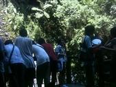 班遊拉:觀瀑的一群人