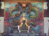 2011年6月8日旅行:三芝福成宮鎮殿