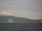 漢光旅行團:台東外海看山