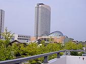 2008-10-11-01 福岡~:08 福岡-今天星期六,卻沒有看到人潮.JPG