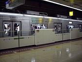2008-10-11-01 福岡~:01 福岡-來到這城市所搭的地鐵.JPG