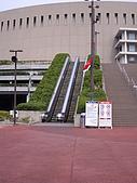 2008-10-11-01 福岡~:11 福岡-很大,但不能進去.JPG