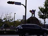 2008-10-11-01 福岡~:12 福岡-這城市跟我以往看到的日本不太一樣.JPG
