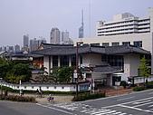 2008-10-11-01 福岡~:07 福岡-想去的地方就在不遠處.JPG