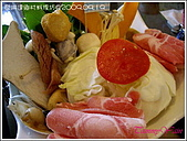 [嘉義市]歐琳達鄉村料理坊:歐琳達鄉村料理坊-主餐-田園香草牛奶海陸鍋(菜盤)