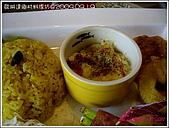[嘉義市]歐琳達鄉村料理坊:歐琳達鄉村料理坊-主餐-歐琳達橘子果香雞腿(香料飯及馬鈴薯泥)