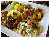 [嘉義市]歐琳達鄉村料理坊:歐琳達鄉村料理坊-主餐-歐琳達橘子果香雞腿
