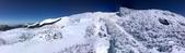 合歡山:北峰寬景圖