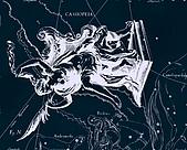 西洋星座手繪線描圖:Cassiopeia   -   Кассиопея.JPG
