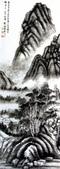 中國現代十大名家之劉海栗作品欣賞:仿古山水.jpg