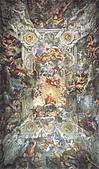 世界傳世名畫:巴尔贝尼宫大厅天顶画.jpg