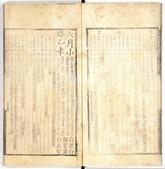 大明嘉靖二十年歲次辛丑大統曆:大明嘉靖二十年歲次辛丑大統曆_頁面_10.jpg