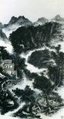 中國現代十大名家之黃賓虹作品欣賞:山房话旧图轴.jpg