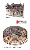 中国经典古建筑剖视图:8d3084dbgw1dyc320jkskj.jpg
