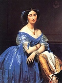 世界傳世名畫:加拉的玻林娜.埃莲诺尔.JPG