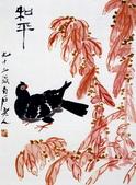 中國現代十大名家之齊白石作品欣賞:和平.jpg