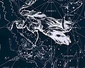 西洋星座手繪線描圖:Cepheus   -   Цефей.JPG