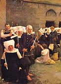 世界傳世名畫:布列塔尼的赦罪.jpg