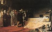 世界傳世名畫:甘迪亚公爵的皈依.jpg