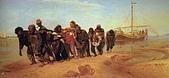 世界傳世名畫:伏尔加河上的纤夫.jpg