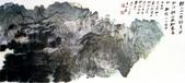 中國現代十大名家之張大千作品欣賞 :听泉入山麓.jpg