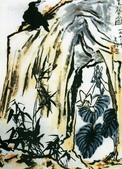 中國現代十大名家之李苦禪作品欣賞:玉簪图.jpg