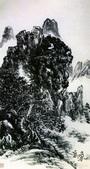 中國現代十大名家之黃賓虹作品欣賞:水墨山水2.jpg