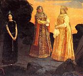 世界傳世名畫:地下王国的三公主.jpg
