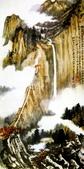 中國現代十大名家之張大千作品欣賞 :华岳高秋.jpg
