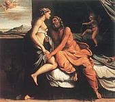 世界傳世名畫:朱比特与赫拉.JPG