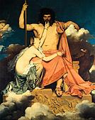 世界傳世名畫:朱庇特和泰提斯.jpg