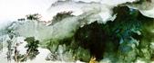 中國現代十大名家之張大千作品欣賞 :山水2.jpg