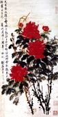 中國現代十大名家之劉海栗作品欣賞:大红牡丹.jpg