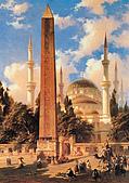 世界傳世名畫:君士坦丁堡.jpg