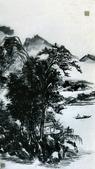 中國現代十大名家之黃賓虹作品欣賞:水墨山水轴.jpg