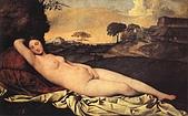 世界傳世名畫:沉睡的维纳斯.jpg