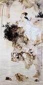 中國現代十大名家之張大千作品欣賞 :水月观音.jpg