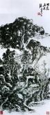 中國現代十大名家之黃賓虹作品欣賞:仿范宽笔意.jpg