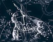 西洋星座手繪線描圖:Argo Navis   -   Корабль Арго.JPG