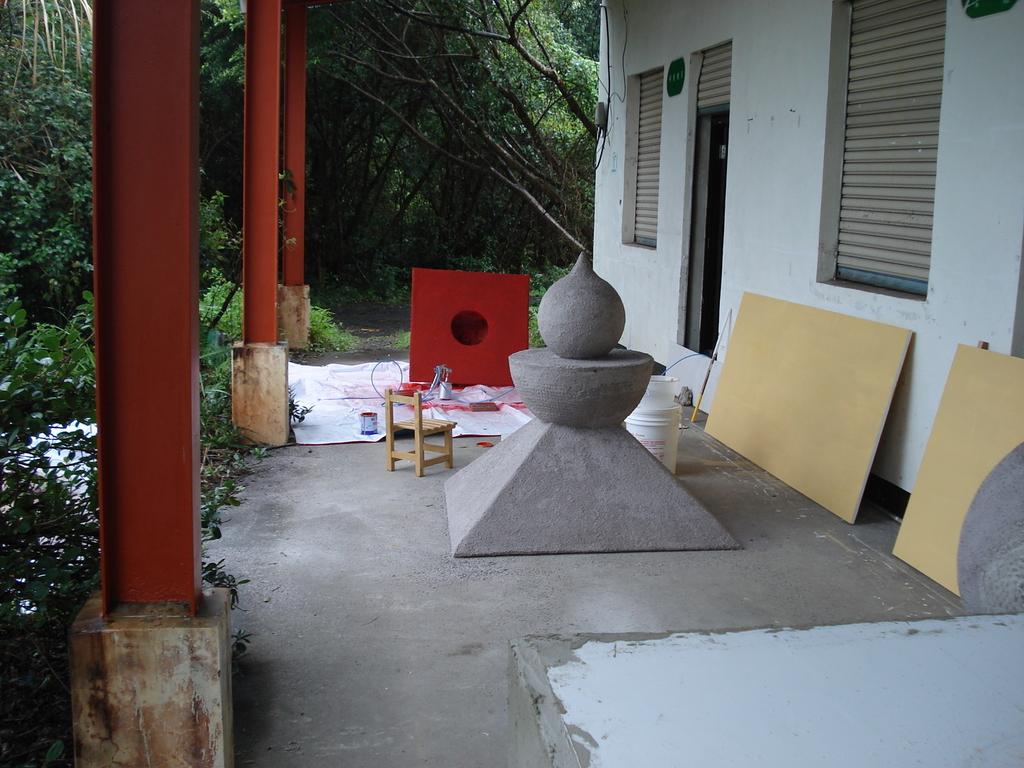 造塔-塗佈-水泥與石頭漆:DSC00067.JPG