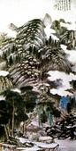 中國現代十大名家之張大千作品欣賞 :绿树浓阴.jpg