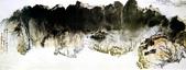 中國現代十大名家之張大千作品欣賞 :平恙峡.jpg